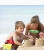 30 de modele de castele de nisip pe care le poți  face alături de copilul tău