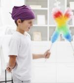 Jocuri cu treburi casnice pentru copii
