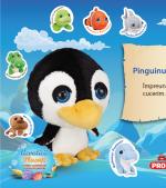 Poveste câştigătoare: Pinguinu' Pelegrinu' cucereşte Antarctica