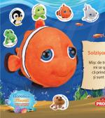 Poveste câştigătoare: Solzişoru' Peştişoru' şi curajul
