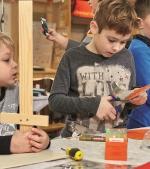 Ateliere creative pentru copii, de 1 Iunie în toate magazinele Hornbach