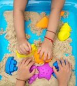 Cum faci nisip kinetic acasă