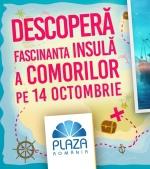 Plaza România îi invită pe cei mici să descopere fascinanta lume din Insula Comorii