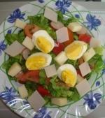 Salata de vara cu oua