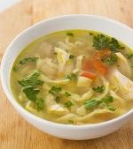 Supa cu taietei de casa