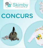Spune-ne ce hăinuțe de la Skimby.ro îți dorești pentru copilul tău, și le poți câștiga!