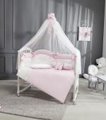 3 calități obligatorii pe care trebuie să le aibă o lenjerie de pătuț pentru bebeluși