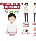 5 semne că al tău copil are o alergie