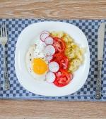 Combinații cu ouă care pot fi dăunătoare sănătății copilului