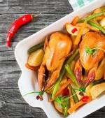 Top 5 rețete cu carne de prepeliță pentru copii