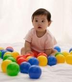 Primele 6 luni de joaca ale copilului