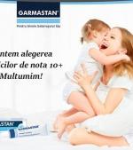 Concurs pentru familie! Premii folositoare de la Garmastan, alegerea nr.1 a mămicilor din România