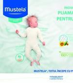 Câștigă o pijama Stelatopia, creată special pentru bebelușii cu dermatita atopică