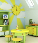 Piesele de mobilier necesare in camera copilului