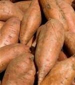 Piure din cartofi dulci, 4-6 luni