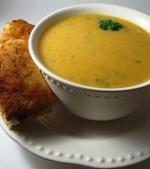 Supa-crema de cartofi: de la 8 luni