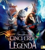 Recomandare de film: Cinci eroi de legenda - Rise of the Guardians
