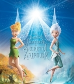 Recomandare de film: Clopotica - Secretul aripilor (TinkerBell - the Secret of the Wings)