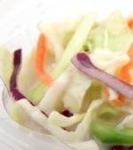 Salata de varza cu sos alb