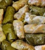 Mancaruri de Paste:  Sarmalute din carne de miel