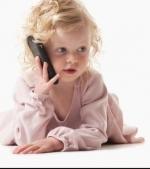 Copilul si telefonul mobil