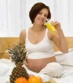 Alimentatia corecta a gravidei