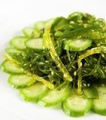Salata asiatica de castraveti