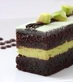 Tort de ciocolata cu avocado