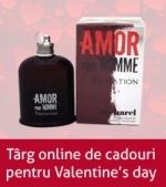 Targ online cu cadouri de Valentines Day! Vino si tu si alege cadoul ideal pentru persoana iubita!