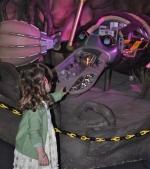 Cum a fost la expozitia pentru copii The Robot Zoo