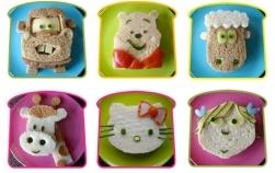 100 de idei de sandvisuri pentru copilul tau