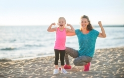 8 calități pe care le are o mamă puternică