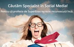 Căutăm Specialist în Social Media. Vino sa faci parte din echipa Qbebe!