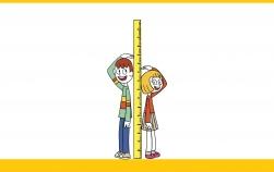 Ce înălţime va avea copilul meu? Cea mai rapidă metodă de calcul