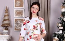 Idei de rochiţe de Revelion pentru gravide