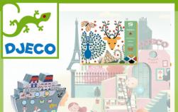 Activități constructive pentru copii: Top 10 jucării creative Djeco