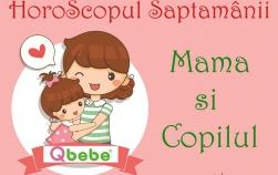 Horoscop Mamă și Copil - săptămâna 17-24 septembrie 2017