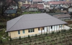 Casa de sub Portiță - prima casă mobilată de JYSK în cadrul parteneriatului cu Hope and Homes for Children