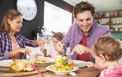 Motive sănătoase să pui bio în farfuria copilului tău