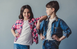 Tendințe modă copii: 7 designeri renumiți prezintă colecțiile de toamnă la CONTESSINA
