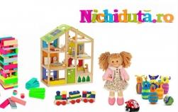 Ești în căutarea unui cadou cadou potrivit pentru un copil de 2 ani? Recomandările specialiștilor Nichiduta.ro