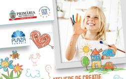 Kids Club dezvoltă abilitățile creative ale copiilor, la Plaza România