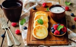 6 rețete cu brânză dulce, ideale pentru copii