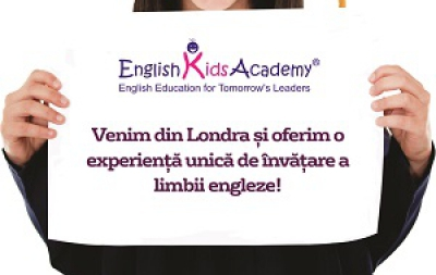 Conferințele English Kids Academy despre motivarea în învățare vin în sprijinul părinților