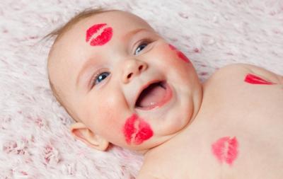 Beneficiile pupicilor la bebeluși
