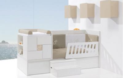 Camera bebelușului: 4 piese de mobilier cu adevărat utile