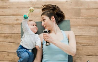 10 minute pe zi care sigur te ajută să slăbești: sfaturi pentru mame de la un health coach