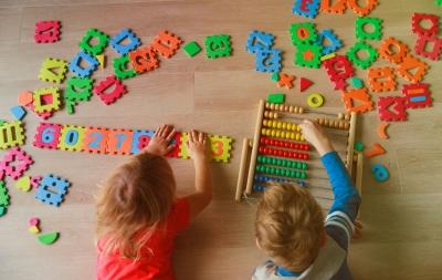 5 jocuri cool pentru a stimula inteligența preșcolarului