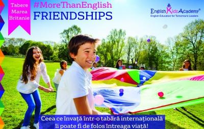 English Kids Academy lansează oferta de tabere pentru copii în Marea Britanie