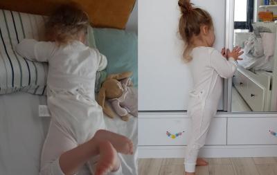Testăm și recomandăm, cu pijamaua Stelatopia de dermatită scăpăm